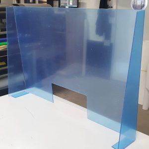 Zaštitna pregrada od pleksiglasa 1 - HORA webshop