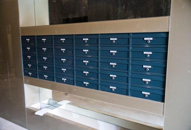 Objekt Prisavlje_Alfa_stan-min-2 - Hora horizontalni poštanski sandučići