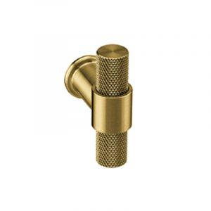 JNF 22.152.16KN ručkica za namještaj, titanium zlato - HORA webshop