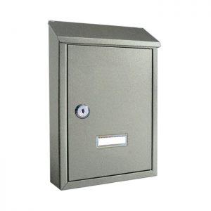 Prima poštanski sandučić sivi