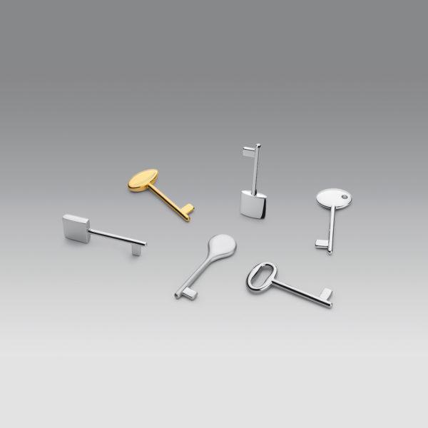 Chiavi - Rozete za WC i slijepi ključevi