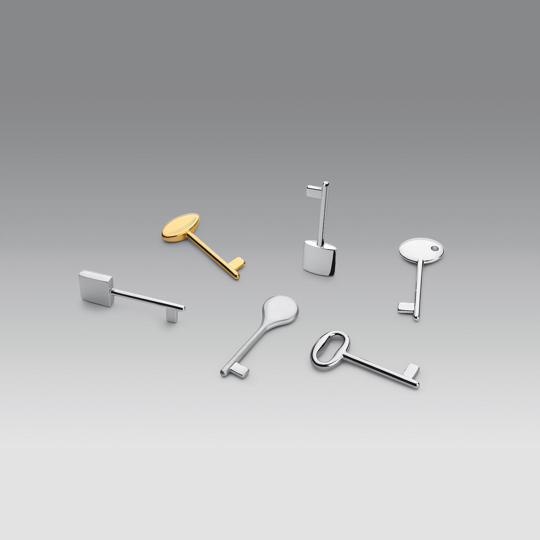 Chiavi – Rozete za WC i slijepi ključevi