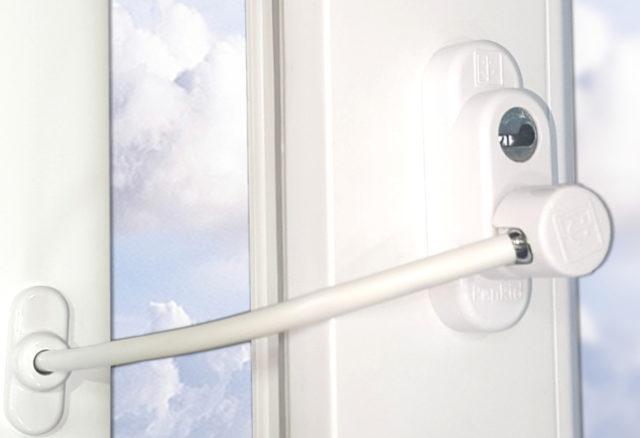 Zaštita za prozore CABLE
