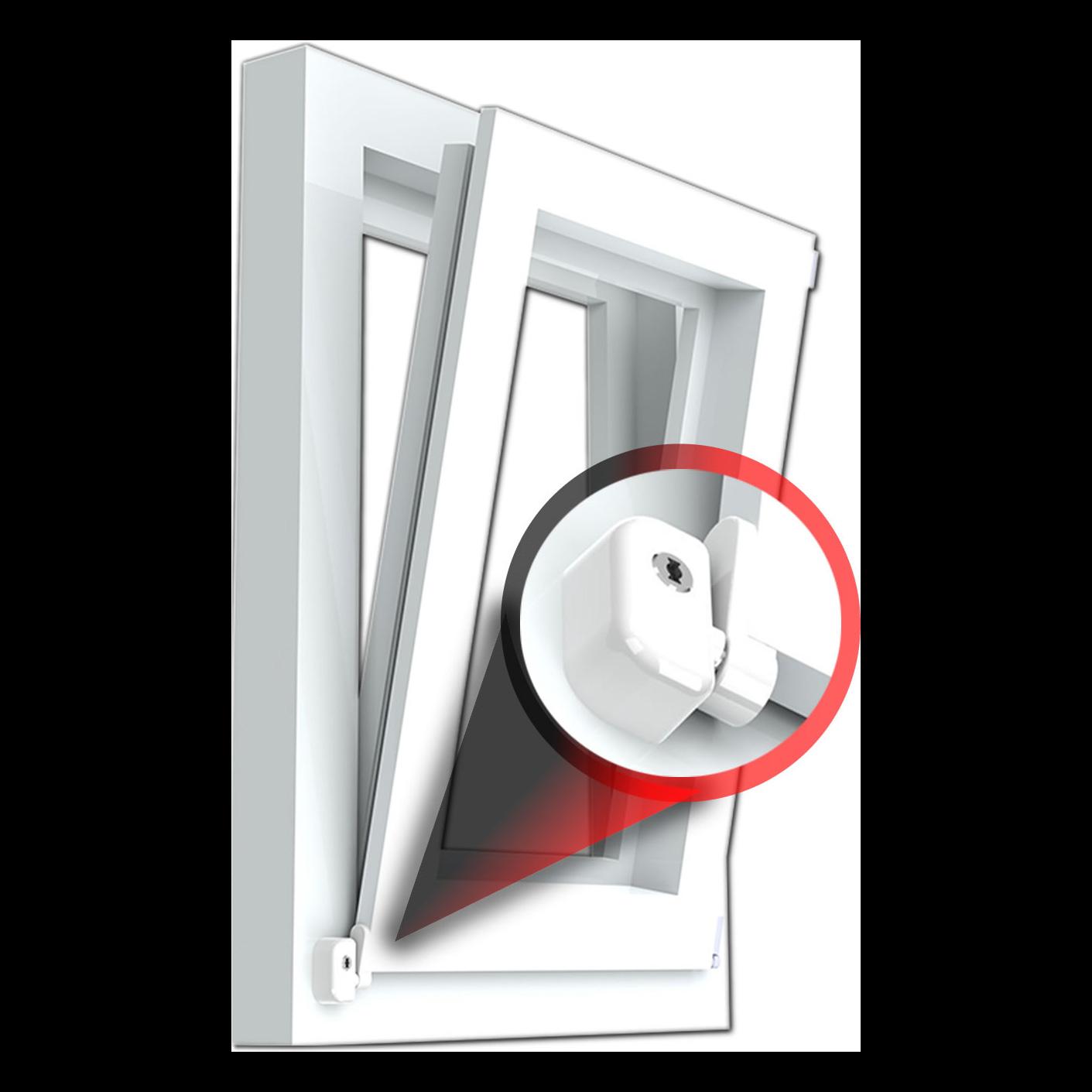 Zaštita za prozorsko krilo TILT