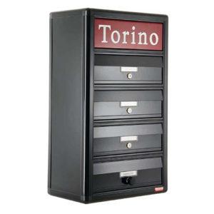 Torino stambeni poštanski sandučić